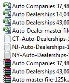 Auto Dealership email list, Car dealership email addresses, Auto dealership excel data